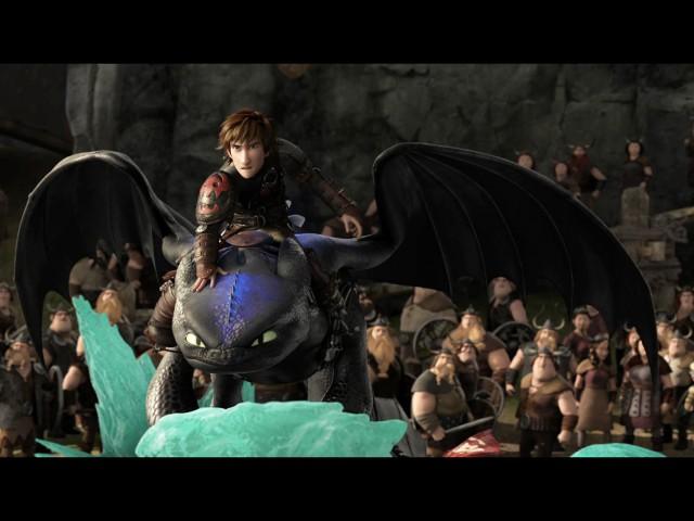 Как приручить дракона-2
