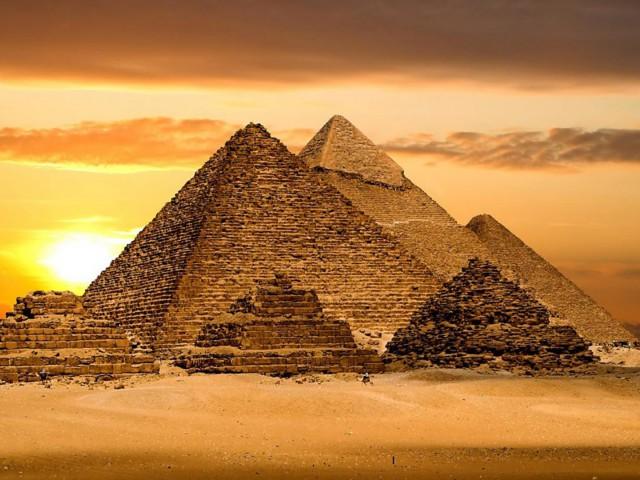 Загадочные открытия в Великой пирамиде