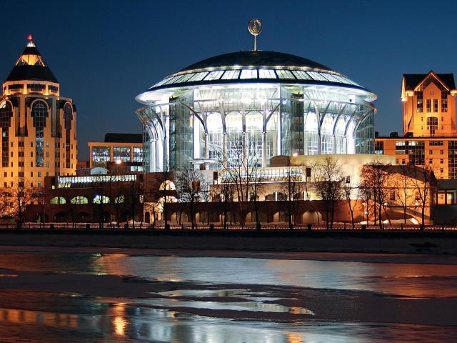 Московский международный Дом музыки. Юбилейный концерт