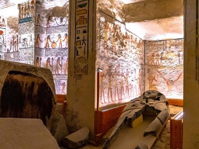 Древний Египет - жизнь и смерть в Долине Царей